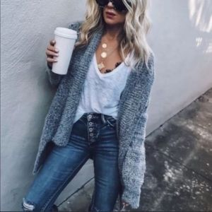 Vici Cardigan Sweater Coat